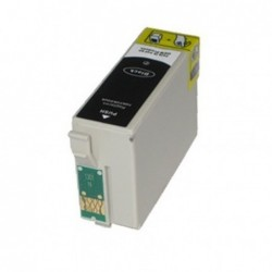 30ml Bk con chip Comp HP 5380,6380,5460,8550,5324.CB321EE